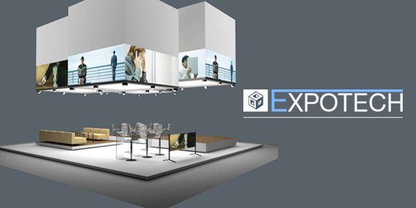 Представительский сайт expotech.ru